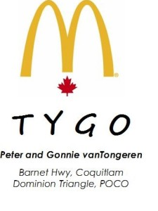 TYGO logo Peter Gonnie