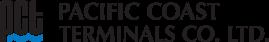 pacific coast terminals logo