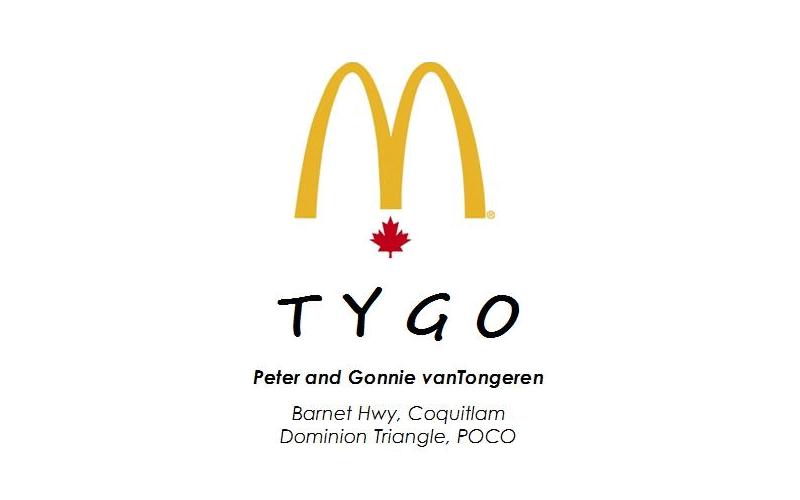 Tygo Peter Gonnie Vantongeren